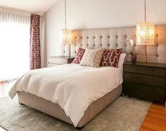 Aliso Viejo Home contemporary-bedroom