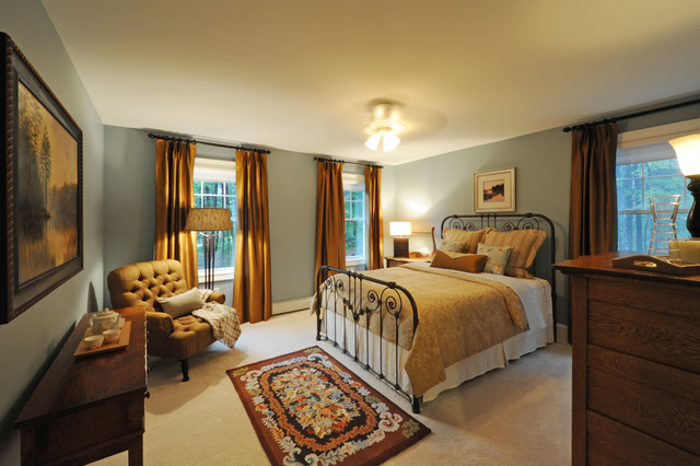 All in the Details Interior Design traditional-bedroom