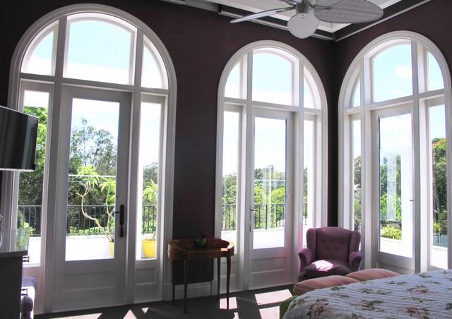allkind bedroom 005 eclectic bedroom brisbane by allkind joinery glass. Black Bedroom Furniture Sets. Home Design Ideas