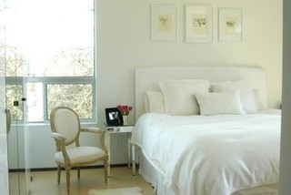 Allys Seattle Home contemporary bedroom
