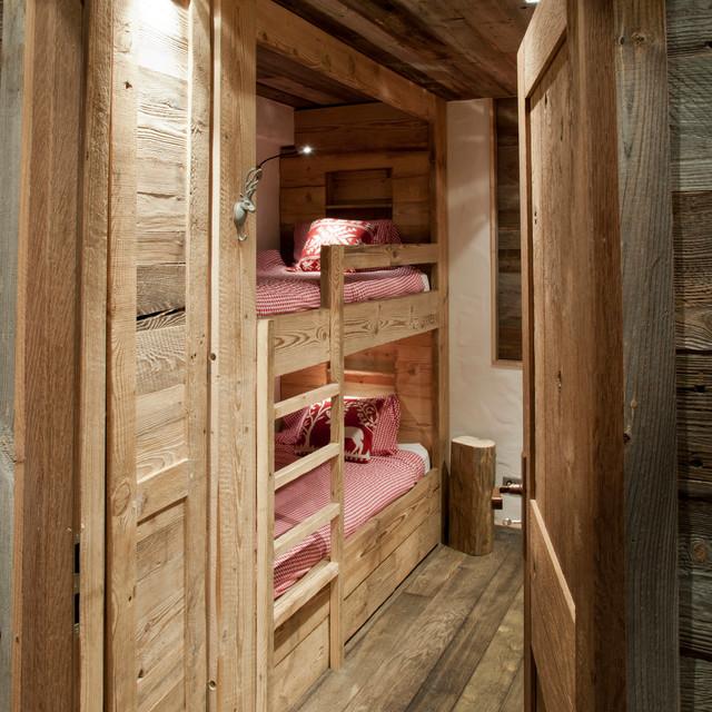 Alpine Technology rustic-bedroom