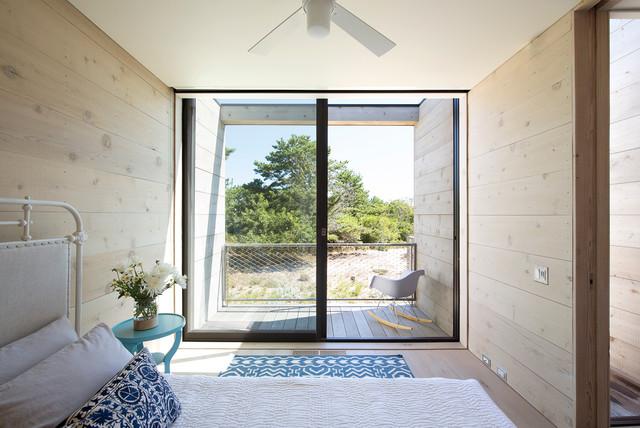Amagansett Dunes - Coastal - Bedroom - by Bates Masi Architects LLC