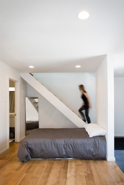 Ambush Condo Unit - modern - bedroom - salt lake city - by Imbue ...