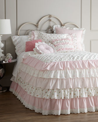 """Amity Home """"Camryn"""" Bed Linens traditional-bedroom"""