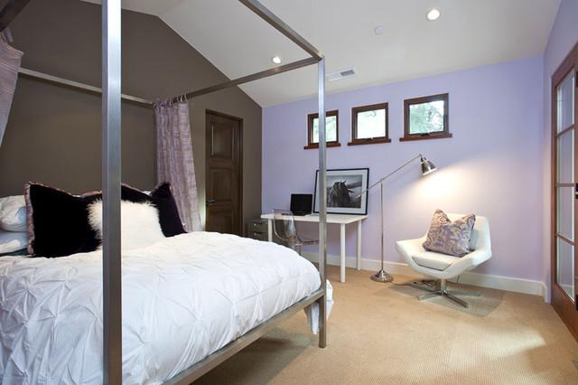 Amoroso Design - Soveværelse - san francisco - af Amoroso Design