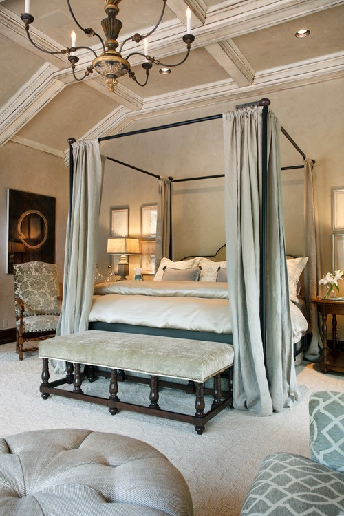 Where Is The Canopy Bed From? Thank You!