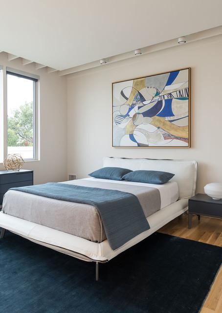 an urban oasis contemporary bedroom dallas by cantoni