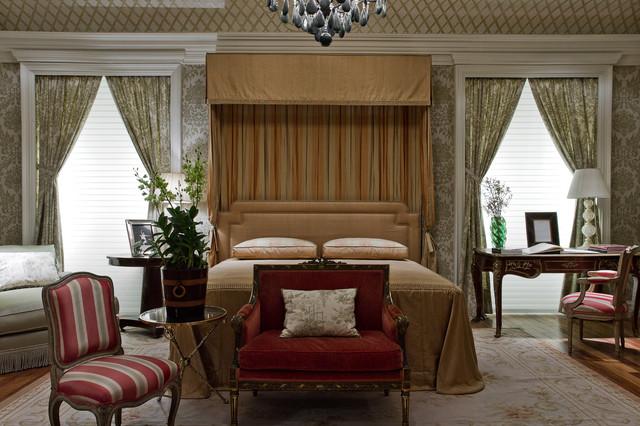 Ana Botafogo Bedroom - Prima Ballerina traditional-bedroom
