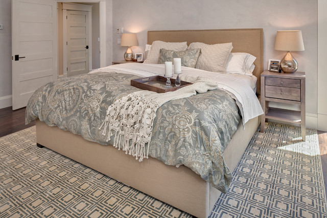 Anacortes Estate Transitional Bedroom Seattle By