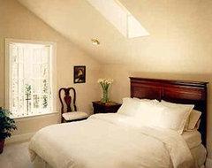 Andre Rothblatt, Architect Interiors traditional-bedroom