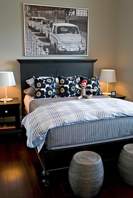 Angus eclectic-bedroom