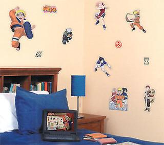 Anime Room Decorations Modern Bedroom Jacksonville By Obedding Houzz Uk