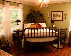 Anita Diaz tropical-bedroom