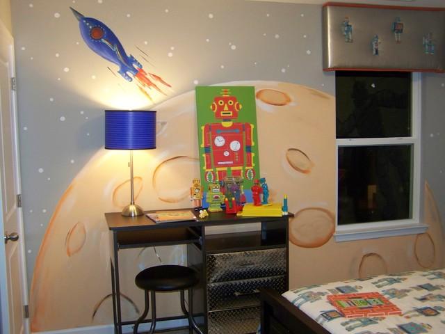 Anita Roll modern-bedroom