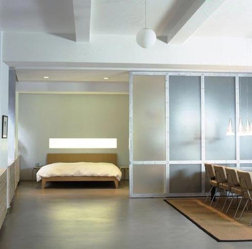 Ann Street Loft Modern Bedroom New York By Fiedler