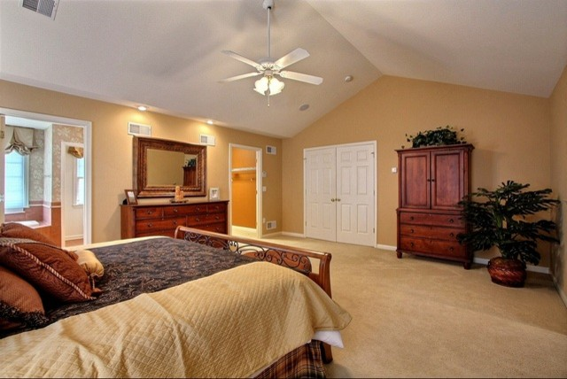 Annandale Home Style Traditional Bedroom Other