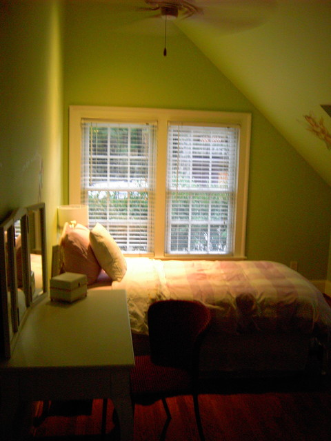 Ansley Park Residence traditional-bedroom
