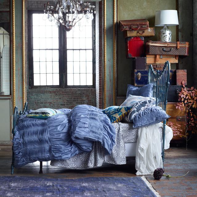 Anthropologie eclectic-bedroom