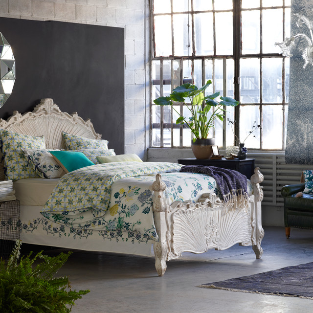 brick color combination anthropologie eclectic bedroom ideas