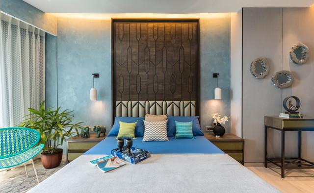 Apartment 3 contemporary-bedroom