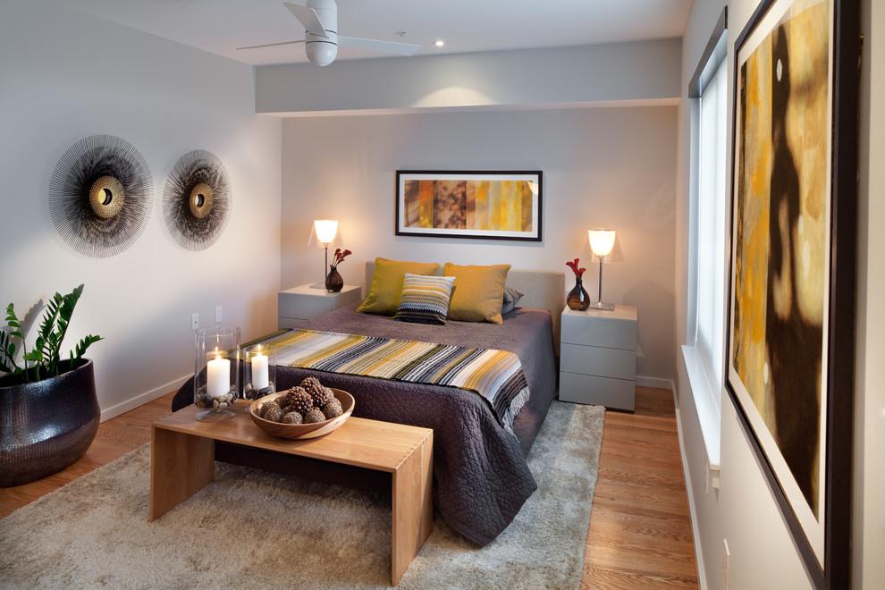 Apartment Zero Modern Color - Contemporary - Bedroom - DC ...