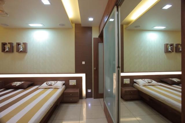 Appartment Interior At Pradhyuman Green City Rajkot