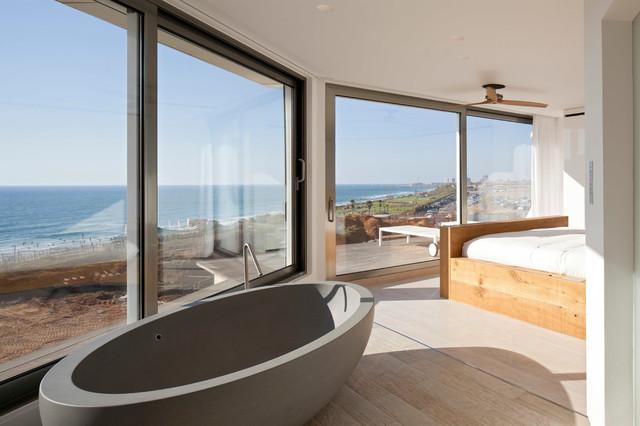 modern bedroom by Gerstner