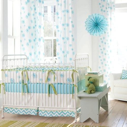 Que tal uma decoração para o quarto do bebê diferente