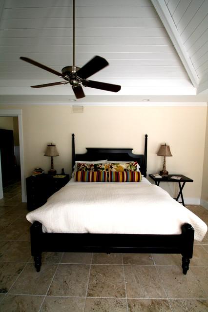 Aqua Lane Shores eclectic-bedroom