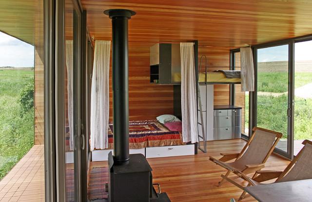 Arado weeHouse modern-bedroom