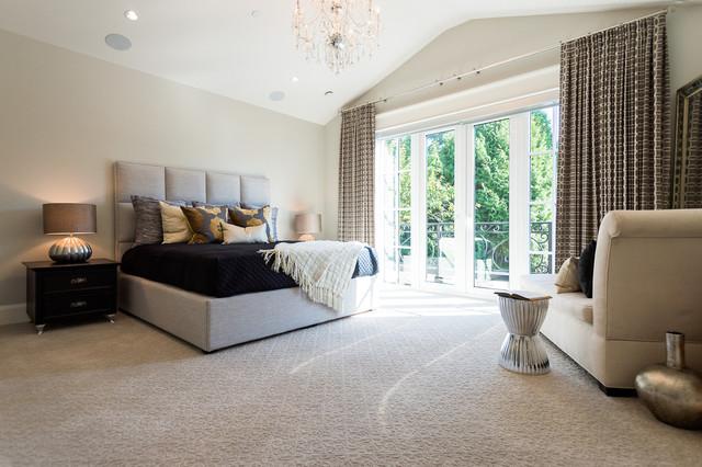 arbutus classic luxury transitional bedroom vancouver by rh houzz com beige design interieur beige colour interior design