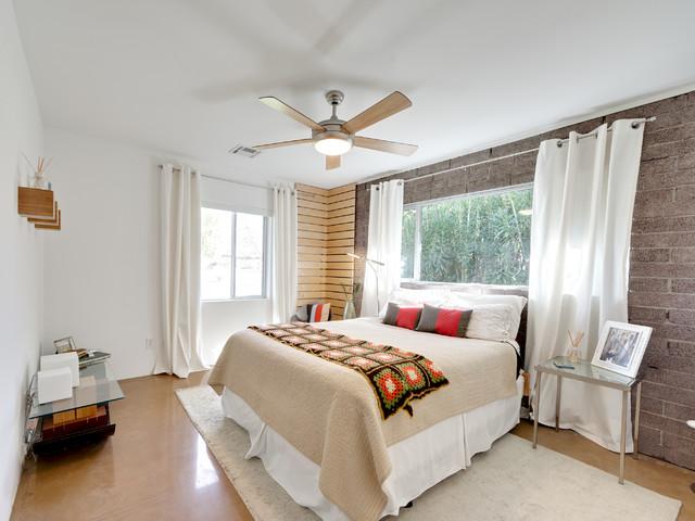Arcadia Remodel & Addition contemporary-bedroom