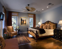 Architectural and Interior Photography traditional bedroom