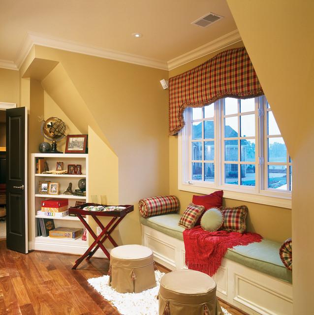 Architectural Details Traditional Bedroom Nashville