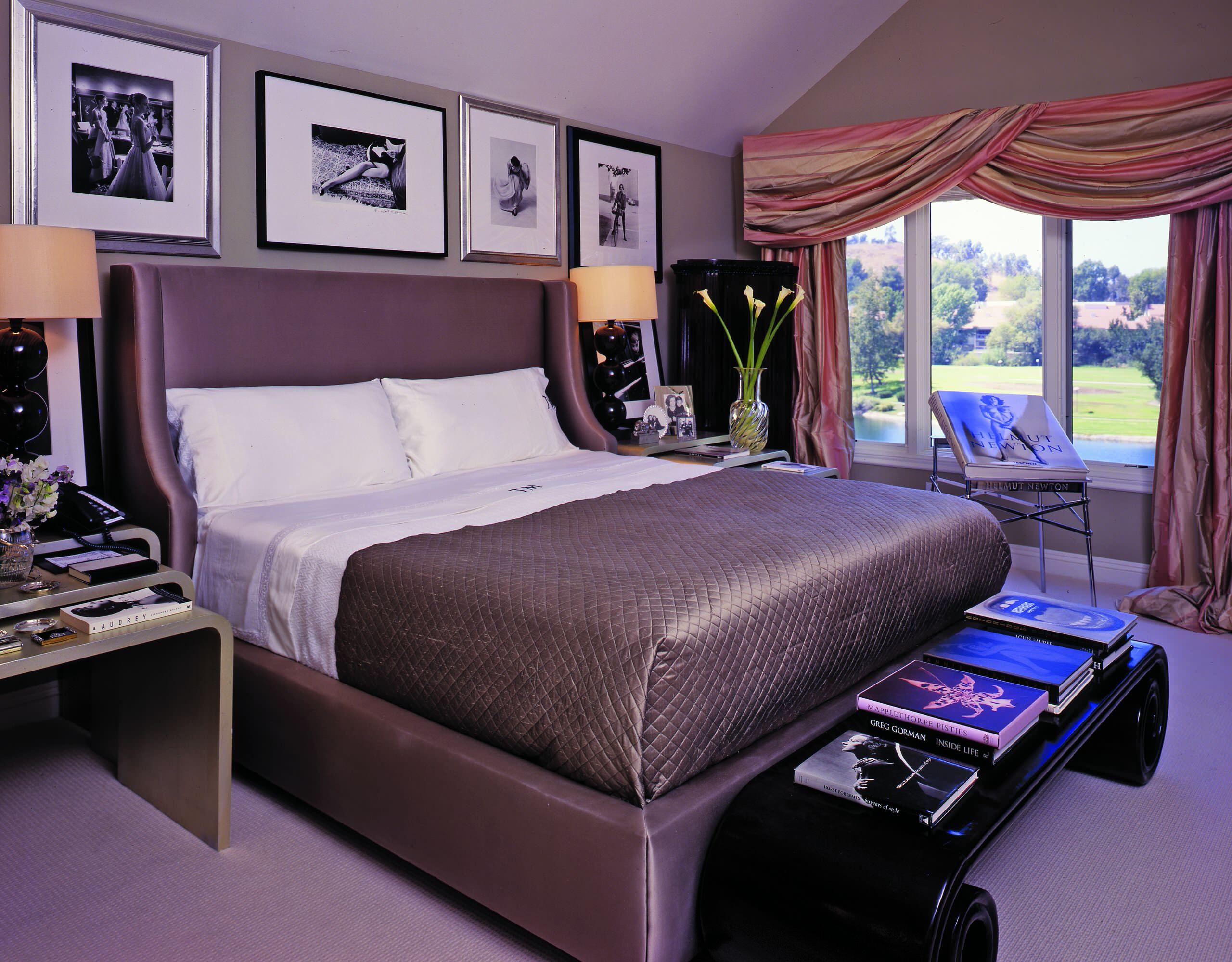 Art Deco Bedroom   Houzz
