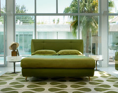 Art Deco - Miami style! modern bedroom