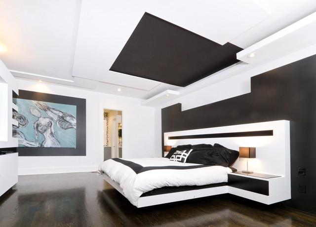 Superior Art House Modern Bedroom