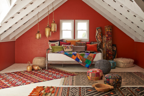 Mine's a Moroccan: Artisan Rugs for a