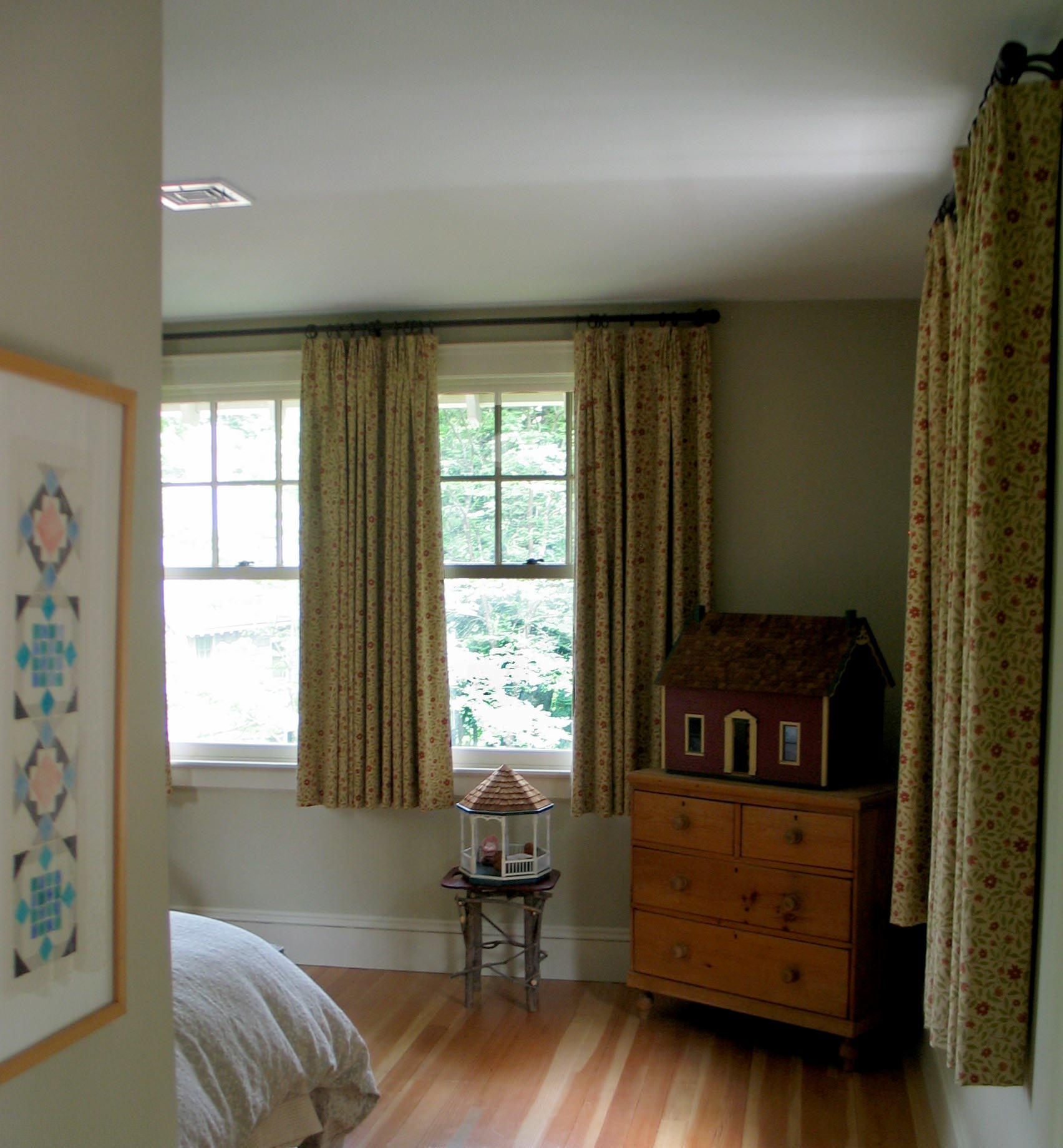 Arts and Crafts Bedroom