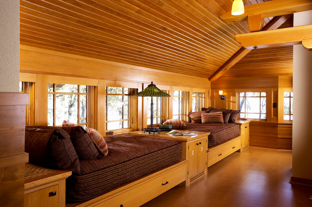 Arts & Crafts Cottage - Craftsman - Bedroom - Minneapolis - by ...