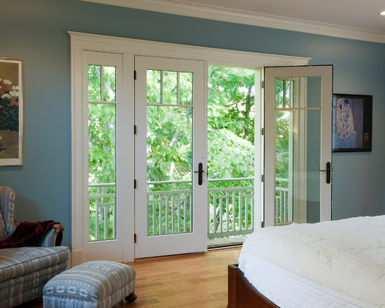 124 craftsman bedroom design photos with blue walls