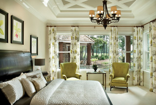 Asheville 1131 - Traditional - Bedroom - Tampa - by Arthur Rutenberg Homes