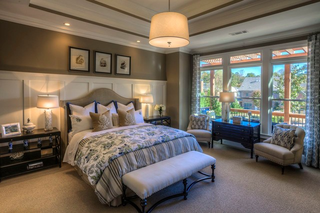 Ashton Woods Atlanta Bedrooms Traditional Bedroom