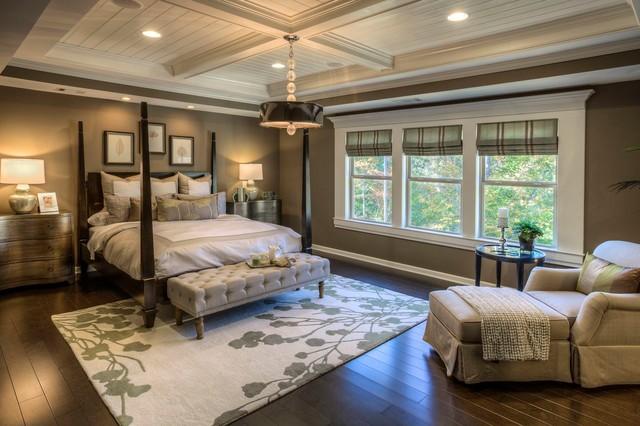 Ashton Woods Atlanta Bedrooms traditional-bedroom