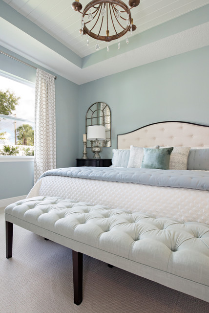 Ashton Woods Model Home Transitional Bedroom Orlando By Anne