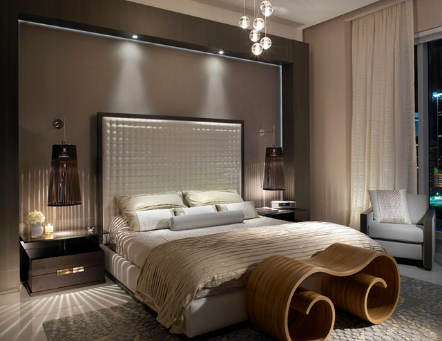 Asia Contemporary Bedroom Miami By Fede Design Llc