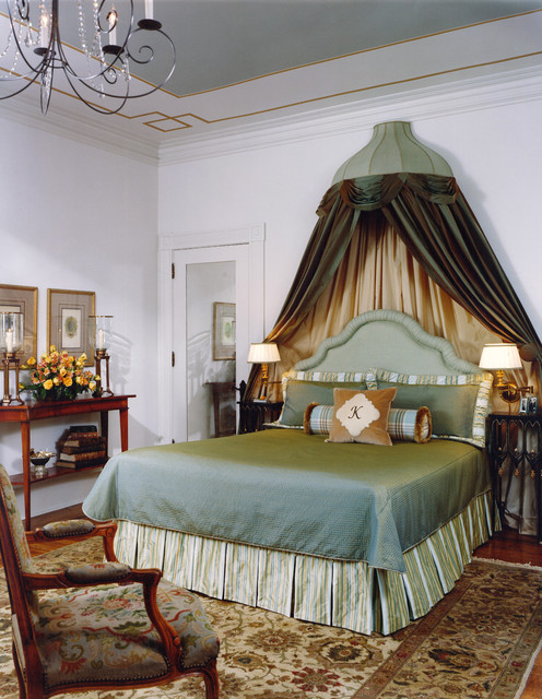 ASID Showcase House traditional-bedroom