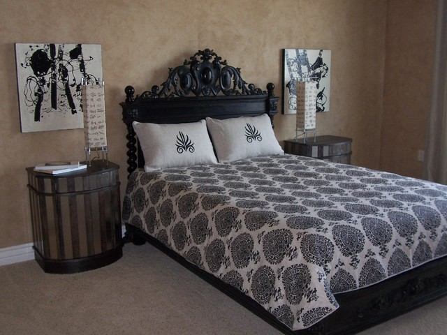 ASID showhouse traditional bedroom