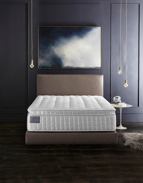 Asteria Carina Pillow Top Mattress Collection   Bloomingdales.com  Contemporary Bedroom