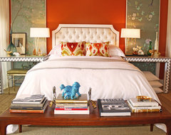Astoria Guest Retreat eclectic-bedroom